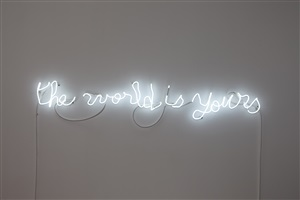 the world is yours by claude leveque