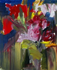 welkende tulpen by rainer fetting