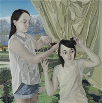 friseur by anna afanasjeva