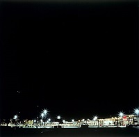 untitled #11 (from the series: night and reality) by yoshi abe