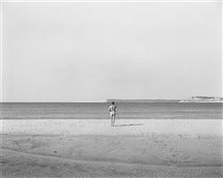 eleanor, lake michigan by harry callahan