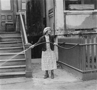 bronx, new york by helen levitt