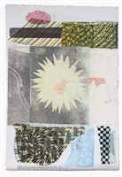 arcanum xii (from the arcanum suite) by robert rauschenberg