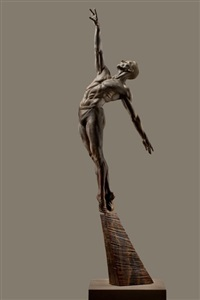 allonge male by richard macdonald