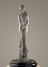 christina i, platinum by richard macdonald