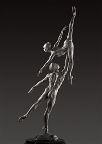 penche pressage, platinum by richard macdonald