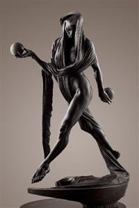nightfall half life, platinum by richard macdonald