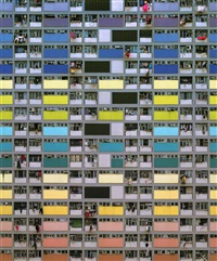 architecture of density #75 by michael wolf