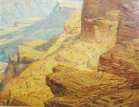 grand canyon, arizona by george gardner symons