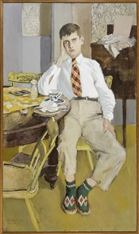 jerry by fairfield porter