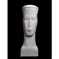 head of a king by eric henri kennington