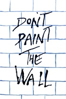 don't paint the wall by plastic jesus