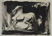 the white horse by gustav rehberger