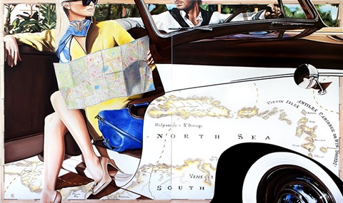 back seat driver by ryan jones