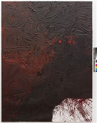 ohne titel – 70. malaktion by hermann nitsch
