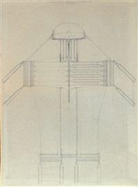 bewegliche figur (oberkörper) by walter pichler