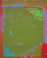 untitled (11.2.75) by john hoyland
