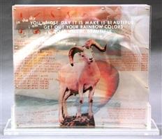 opal gospel by robert rauschenberg
