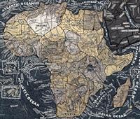 africa by paula scher