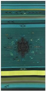 amulet green akrep by angelo filomeno