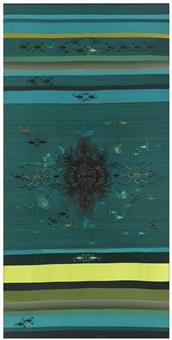 amulet (green akrep) by angelo filomeno