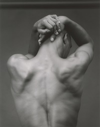 michael roth by robert mapplethorpe