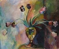 tulips by arthur beecher carles