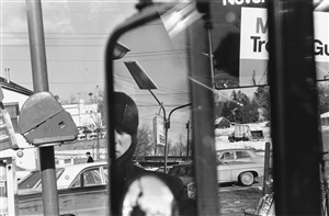 hillcrest, new york by lee friedlander