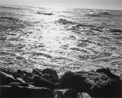southwest from the south jetty, clatsop county, oregon by robert adams