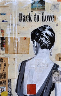back to love by greg miller
