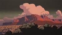 the mighty mesa by bill schenck