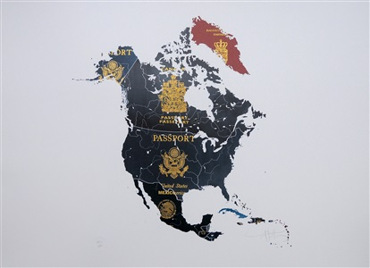 north america by yanko tihov