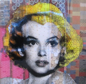 marilyn by renaud delorme