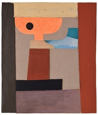collage by hans arp
