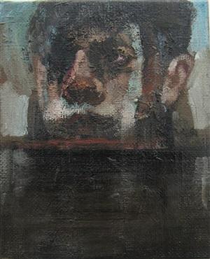 portrait by nikos aslanidis