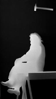 contatto con la superficie sensibile, jannis kounellis by claudio abate
