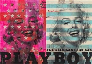 the flavor you get marilyn by robert mars
