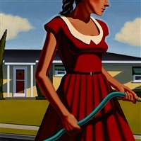 taming nature by kenton nelson
