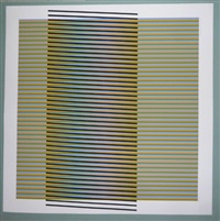 no.1 by carlos cruz-diez