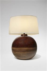 lampe de table by jacques adnet