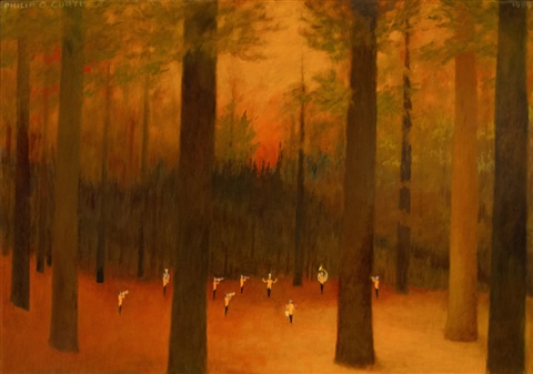 forest concert by philip campbell curtis
