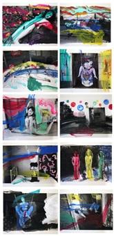 shiki-in (color eros)- lot#06 by nobuyoshi araki