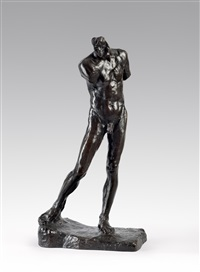 pierre de wissant, nude with neither head nor arms, reduction by auguste rodin