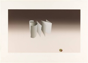 sin with olive by ed ruscha