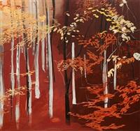 forest #12 by regina saura