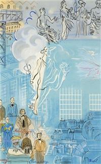la fee electricite (v) by raoul dufy