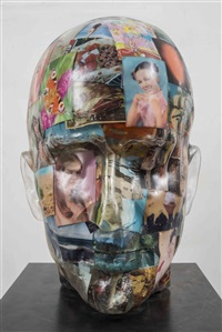 lenticular head by richard dupont