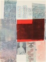 from the seat of authority by robert rauschenberg