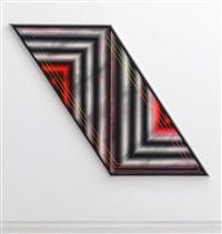 unbroken pattern (slant) by andrew schoultz
