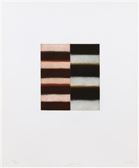 seven mirrors (1) by sean scully